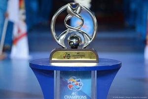 4 تیم نهایی لیگ قهرمانان آسیا مشخص شدند +برنامه