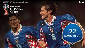 تنها دیدار جام جهانی که صبح برگزار شد! +عکس و فیلم