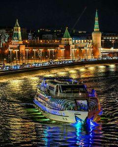 عکس/ نمایی زیبا از مسکو