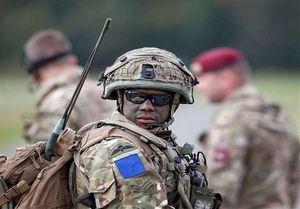 خودکشی جوانترین نظامی انگلیسی حاضر در جنگ علیه عراق