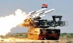 ابراز نگرانی رژیم صهیونیستی از قدرت پدافند هوایی ارتش سوریه