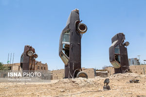 عکس/ موزه جنگ خرمشهر