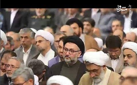 روایت ابطحی از حضور در افطاری رهبر انقلاب