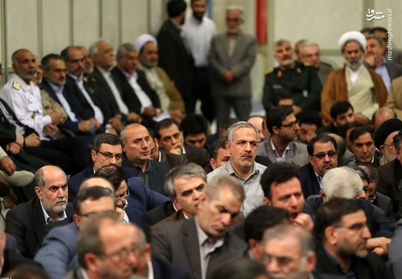 احمد مسجدجامعی عضو شورای شهر تهران و وزیر فرهنگ دولت اصلاحات