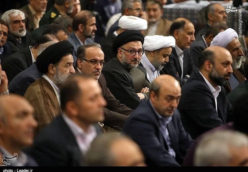 محمدعلی ابطحی رئیس دفتر رئیس دولت اصلاحات و عضو شورای مرکزی تشکل اصلاحطب مجمع روحانیون
