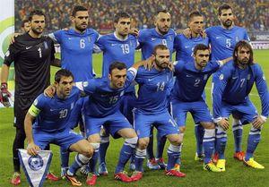 تیم ملی یونان