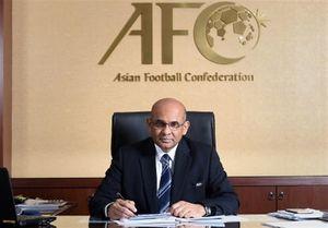 صحبتهای جالب دبیرکل AFC درباره ایران