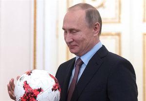 پوتین رقیب ایران را بخت اول قهرمانی معرفی کرد