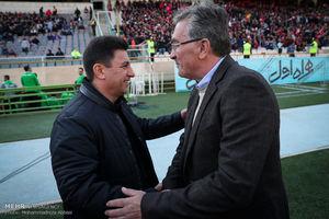 برانکو و ژنرال در فینال لیگ قهرمانان اروپا