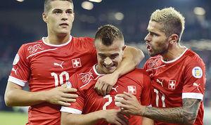 فهرست بازیکنان سوئیس برای جام جهانی 2018