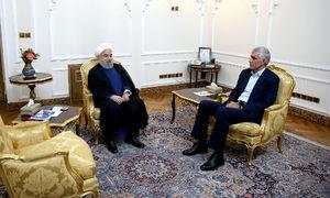در دیدارروحانی با شهردار جدید تهران چه گذشت؟