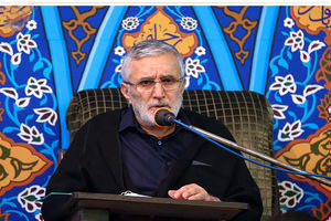 فیلم/ شب دهم ماه رمضان؛ مسجد ارک تهران