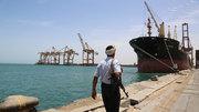 سقوط ۴۵ درصد از نوار ساحلی الحدیده یمن