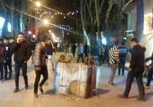 کشته شدن یک شهروند کرجی و دستگیری ۲۰ اغتشاشگر
