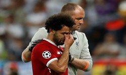 محمد صلاح جام جهانی را از دست داد!