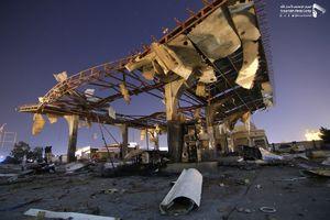 عکس/ روز خونین روزه داران یمنی