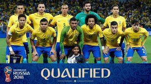 پاداش برزیل در صورت قهرمانی در جام جهانی