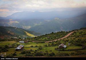 فیلم/ ارتفاعات زیبای اشکورات