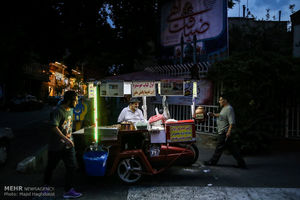عکس/ شبهای روشن تهران
