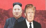 ترامپ: تیم بزرگی را برای مذاکره با کره شمالی آماده کردهایم