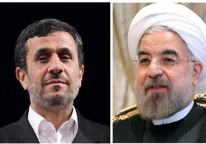 رقابت پوپولیستی روحانی - احمدی نژاد