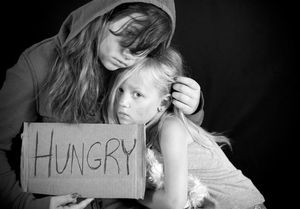 گرسنگی در آمریکا