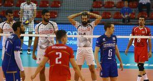 برنامه تیم ملی در هفته دوم لیگ ملتهای والیبال