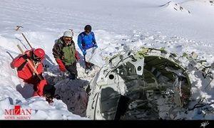 خطای خلبان از عوامل بروز سانحه ATR یاسوج