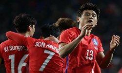 پیروزی کرهجنوبی در دیدار مقابل هندوراس
