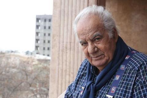 فیلم/ملک مطیعی: برای خانواده شهدا خیلی ارزش قائلم