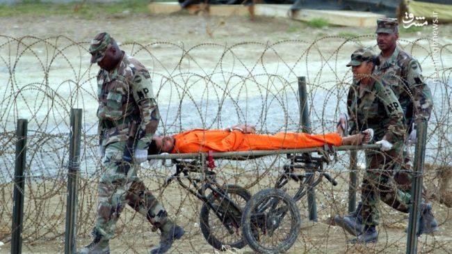 جنایت آمریکاییها در شکنجهگاه گوانتانامو / از «خشونت جنسی» تا «غرق مصنوعی» و «شوکهای الکتریکی»