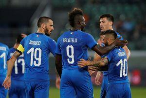 ایتالیا به سختی بر عربستان غلبه کرد