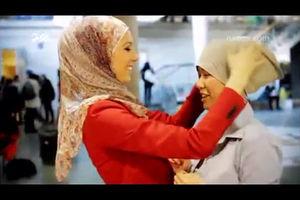 فیلم/ماجرای جالب کنفرانس علمی دختری با لباس نامناسب