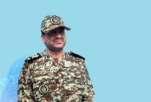 سوابق فرمانده جدید قرارگاه پدافند هوایی خاتم الانبیاء +عکس