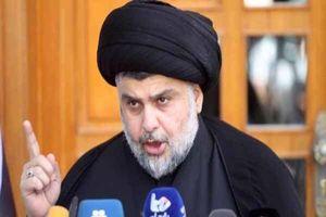 صدر:کسی که سلاح علیه عراقیها به دست گرفته، از ما نیست