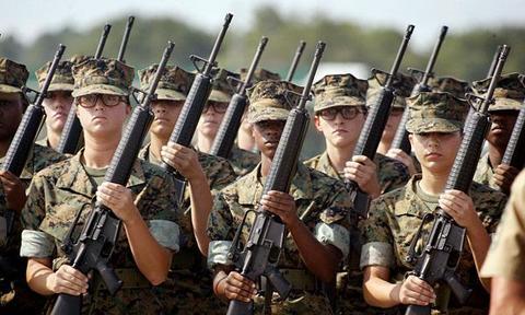 تأثیر اقدامات نهادهای نظامی در اقتصاد آمریکا
