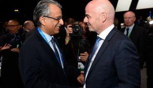 استقبال AFC از پیشنهاد اینفانتینیو