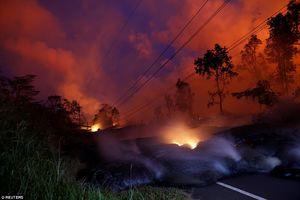 فیلم/ جدیدترین تصاویر هوایی از فاجعه هاوایی