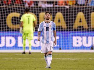 پیروزی آرژانتین برابر هائیتی با هتتریک مسی
