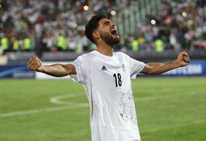 جهانبخش استعداد درخشان تیم ملی ایران