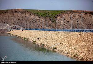 آخرین وضعیت ذخیره آب سدهای تهران