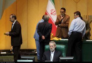 رای گیری در مجلس شورای اسلامی