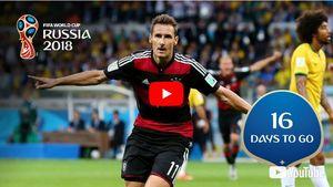 بهترین گلزن تاریخ جام جهانی +عکس و فیلم