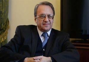 جزئیات نشست سهجانبه در امان از زبان معاون وزیر خارجه روسیه