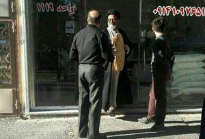 تصویری متفاوت از یک امام جمعه!