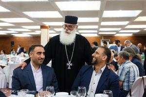 عکس/ ضیافت افطار شورای خلیفه گری ارامنه
