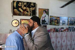 عکس/ سید حیدر، تاجر عشق ...