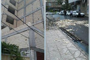 هشدار به تهرانیها؛ طوفان در راه است
