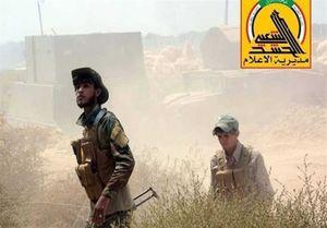 عملیات حشد شعبی در محور دشت نجف آغاز شد
