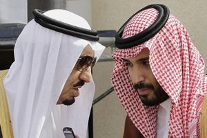 خانه تکانی در دربار سعودی؛ بنسلمان رئیس شد